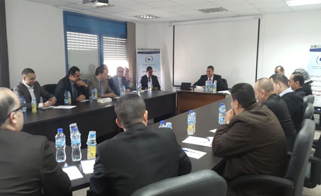 the financial follow-up held on 12.11.2014, a workshop for members of the public prosecutor about the